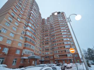 Продажа квартир: 1-комнатная квартира, Московская область, Химки, мкр. Сходня, Первомайская ул., 37к1, фото 1