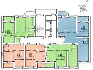 Продажа квартир: 3-комнатная квартира, Пензенская область, Пенза, Тамбовская ул., 83, фото 1