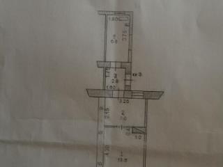 Продажа квартир: 2-комнатная квартира, Ростовская область, Сальск, Привокзальная ул., фото 1