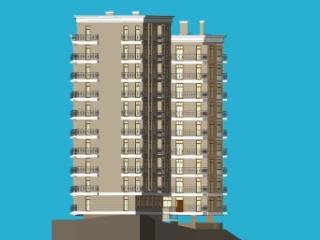 Продажа квартир: 1-комнатная квартира в новостройке, Краснодарский край, Сочи, Загородная ул., фото 1