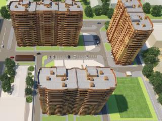 Продажа квартир: 3-комнатная квартира, Краснодар, ул. им Репина, 3, фото 1