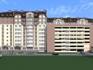 Купить недорогую трехкомнатную квартиру в новостройке от застройщика на улице Эльбрусская дом 17 в Нальчике. Объявление №668 с фото