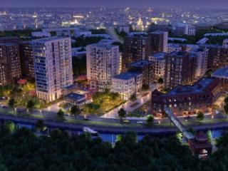Продажа квартир: 3-комнатная квартира в новостройке, Москва, Большая Почтовая ул., влд24к10, фото 1