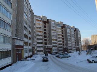 Продажа квартир: 2-комнатная квартира, Киров, ул. Лепсе, 10А, фото 1
