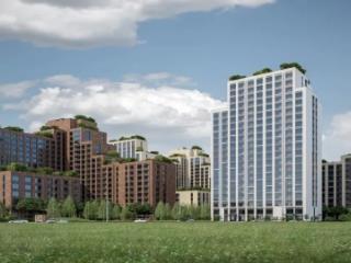 Продажа квартир: 3-комнатная квартира в новостройке, Москва, Мантулинская ул., влд7к2, фото 1