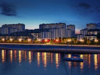 Продажа квартир: 2-комнатная квартира в новостройке, Краснодар, Кубанонабережная ул., 64, фото 1