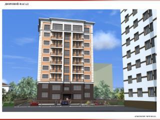 Купить недорогую трехкомнатную квартиру в новостройке от застройщика на улице Чернышевского дом 276 в Нальчике. Объявление №671 с фото