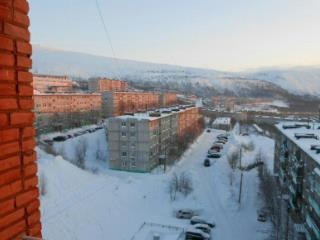 Продажа квартир: 1-комнатная квартира, Мурманская область, Кировск, пр-кт Ленина, 31, фото 1