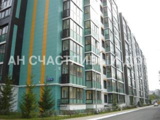 Продажа квартир: 1-комнатная квартира в новостройке, Казань, ул. Николая Ершова, 62, фото 1