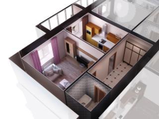 Продажа квартир: 1-комнатная квартира, Казань, Мамадышский тракт, 1, фото 1