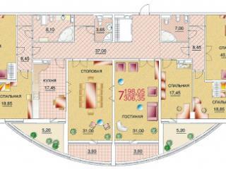 Продажа квартир: 3-комнатная квартира, Краснодар, Промышленная ул., фото 1