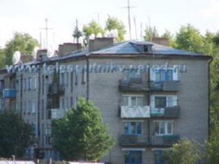 Продажа квартир: 2-комнатная квартира, Пермский край, Верещагинский р-н, п. Зюкайка, ул. Фурманова, 15, фото 1