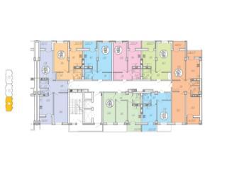 Продажа квартир: 1-комнатная квартира, Краснодар, Московская ул., 116/3, фото 1