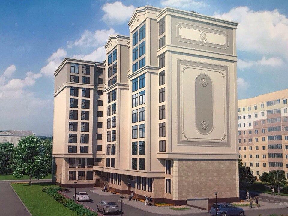 Продажа квартир: 2-комнатная квартира, Нальчик, ул. Ахохова, фото 1
