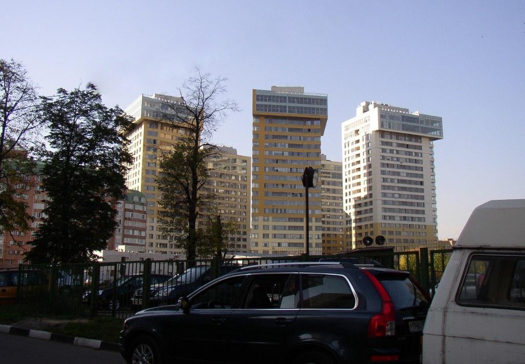 Квартира в новостройке ЖК «Созвездие Капитал 1», Москва, ул. Шаболовка - 1