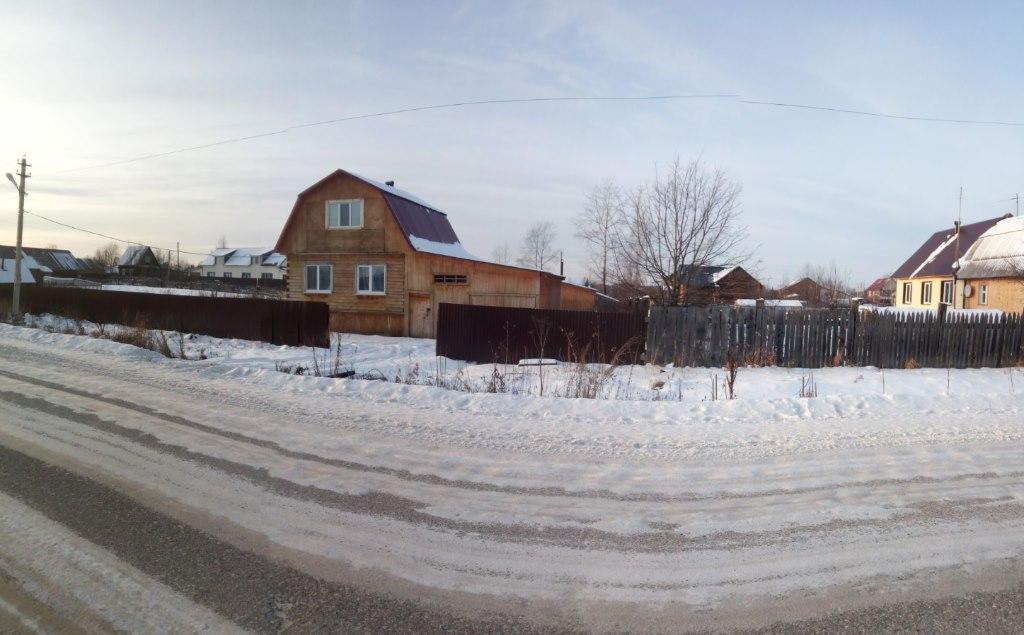 Продажа дома Пермский край, Пермский р-н, п. Кукуштан, ул. Ленина, фото 1