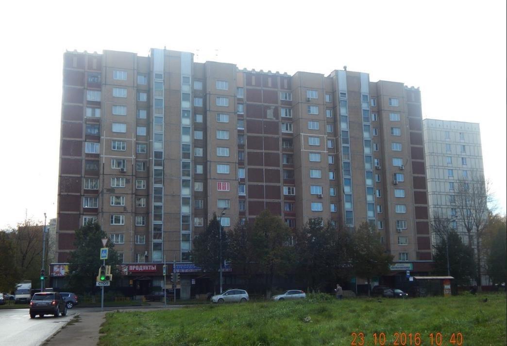 Продажа квартир: 4-комнатная квартира, Москва, Окская ул., 2, фото 1
