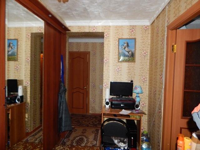 Продажа квартир: 4-комнатная квартира, Тверская область, Кимрский р-н, с/п Титовское, д. Титово, Центральная ул., 6, фото 1