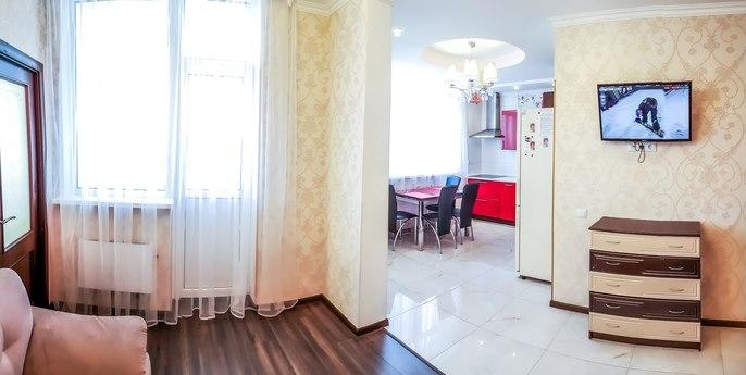Посуточно улучшенный полулюкс в отеле позняки стмосокорки, улчавдар 3 дизайнерский ремонт, уютная атмосфера