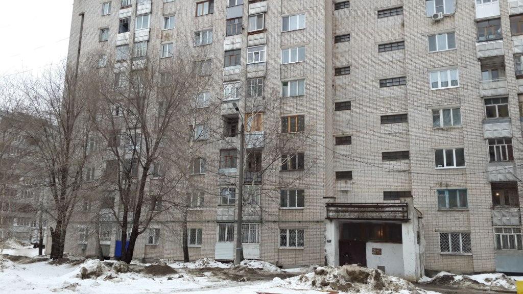 Продажа квартир: 1-комнатная квартира, Казань, ул. Побежимова, 59, фото 1