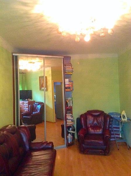 Продажа квартир: 1-комнатная квартира, Иркутск, ул. Карла Либкнехта, 16, фото 1