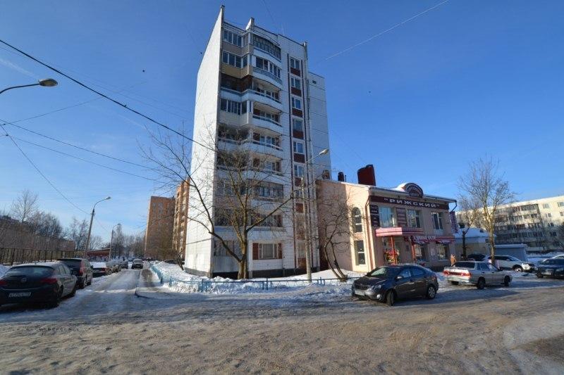 Продажа квартир: 1-комнатная квартира, Московская область, Волоколамск, Ново-Солдатская ул., 19, фото 1