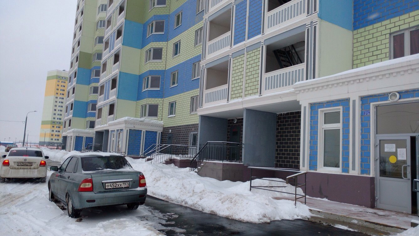 Продажа квартир: Московская область, Домодедово, мкр. Западный, ул. Курыжова, фото 1