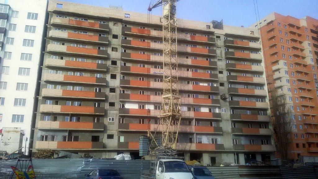 Продажа квартир: 1-комнатная квартира в новостройке, Ставрополь, пр-кт Кулакова, 51, фото 1