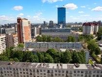 Квартиры в Москве и Петербурге наименее доходны извсех городов России