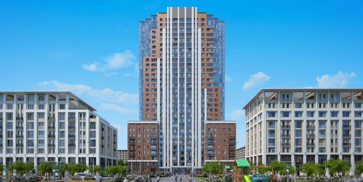 купить двухкомнатную квартиру в Екатеринбурге