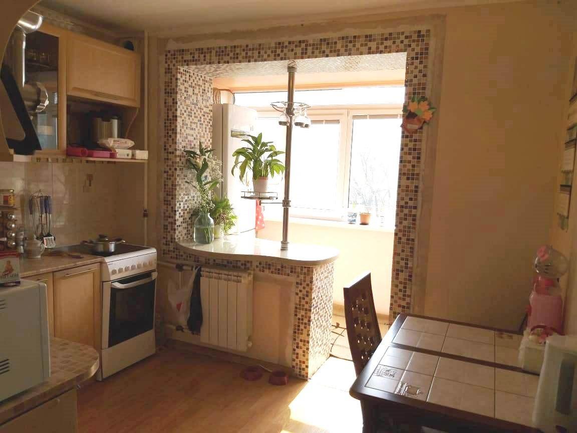 Продается трехкомнатная квартира за 4 100 000 рублей. край Приморский, г Находка, ул Сидоренко.